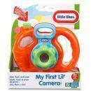 Little Tikes Můj první fotoaparát - Oranžová 4