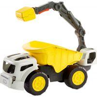 Little Tikes Monster Dirt Diggers Velký Nakladač žlutý