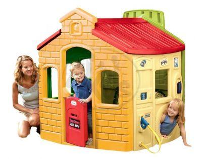 Little Tikes 444C - Městský domek na hraní - Evergreen