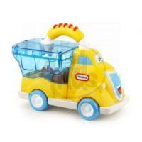 Little Tikes 616549 - Handle Houlers autíčko se skákajícím nákladem - žluté