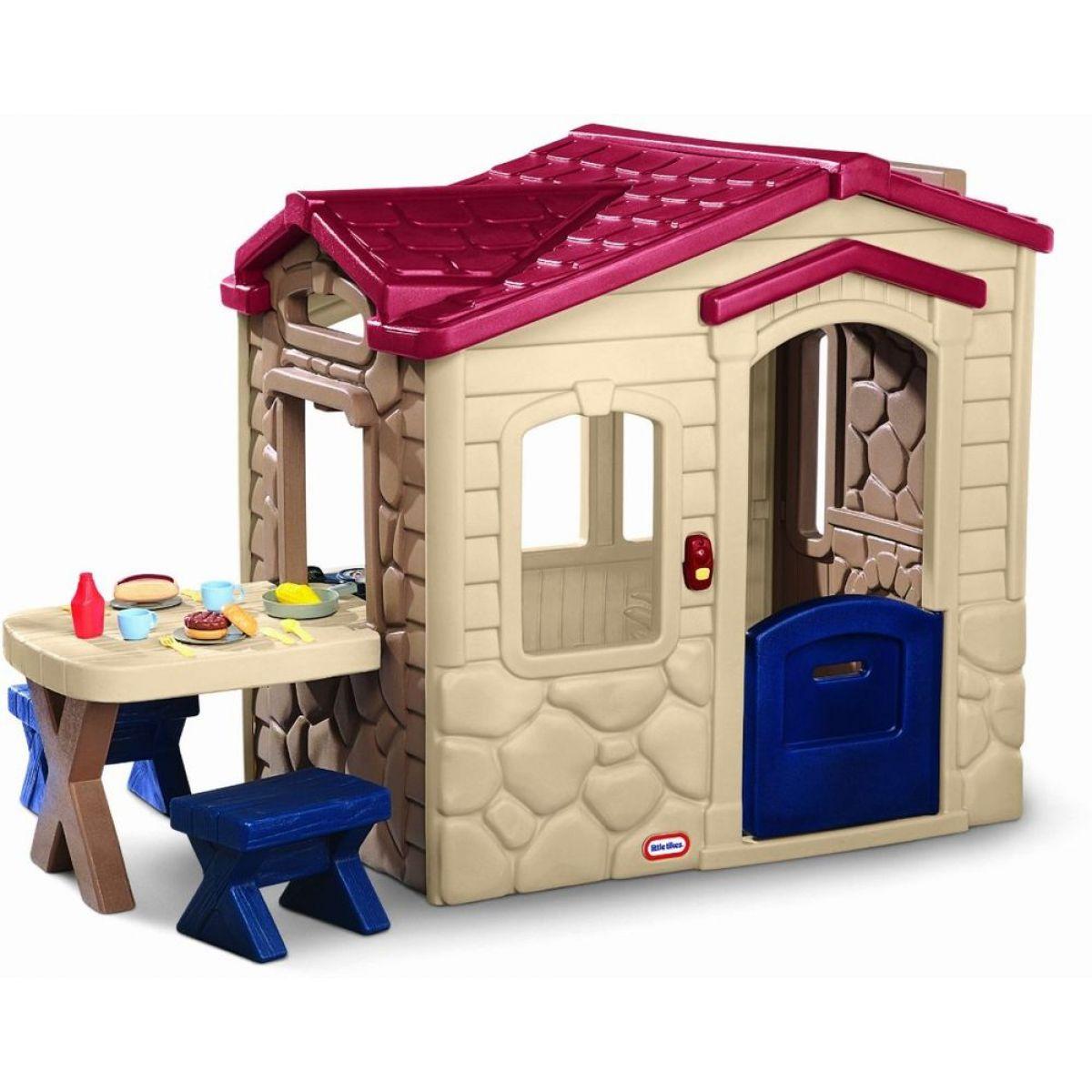 Little Tikes Domek s piknikovým stolkem