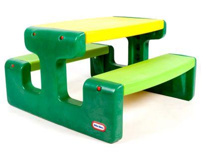 Little Tikes Piknikový stoleček Evergreen velký