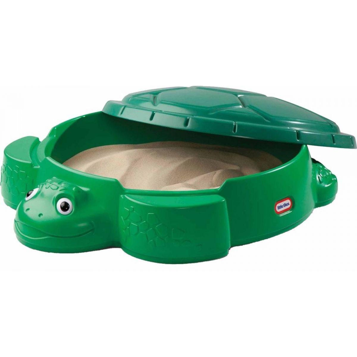 Little Tikes Pískoviště želva