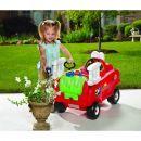Little Tikes 616129 - Odrážedlo hasičský vůz s funkční stříkačkou 4