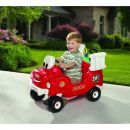 Little Tikes 616129 - Odrážedlo hasičský vůz s funkční stříkačkou 5