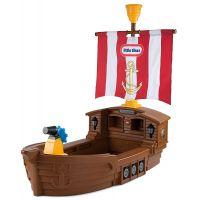 Little Tikes Postel Pirátská loď
