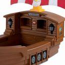 Little Tikes Postel Pirátská loď 3