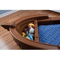 Little Tikes Postel Pirátská loď 5