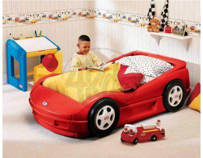 Little Tikes Postýlka Red Roadster