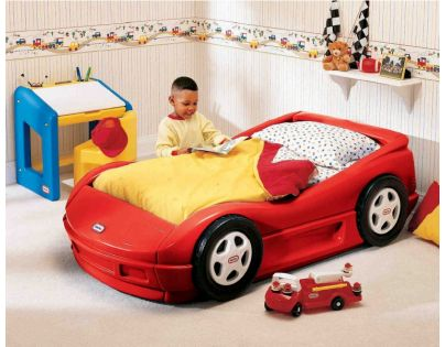 Little Tikes Postýlka Red Roadster