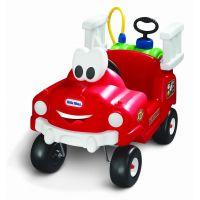 Little Tikes 616129 - Odrážedlo hasičský vůz s funkční stříkačkou 3
