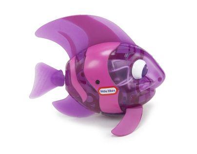Little Tikes Svítící rybka fialová