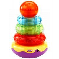 Little Tikes Světelná kruhová věž se zvuky - 636370