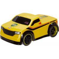 Little Tikes Touch n' Go Racers Interaktivní autíčko žlutý truck