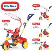 Little Tikes 627354M - Tříkolka 3 v 1 2