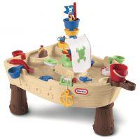 Little Tikes Vodní stůl - pirátská loď - Poškozený obal