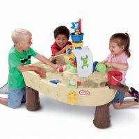Little Tikes Vodní stůl - pirátská loď 2