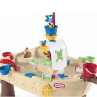 Little Tikes Vodní stůl - pirátská loď 4