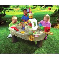 Little Tikes Vodní stůl - pirátská loď 5