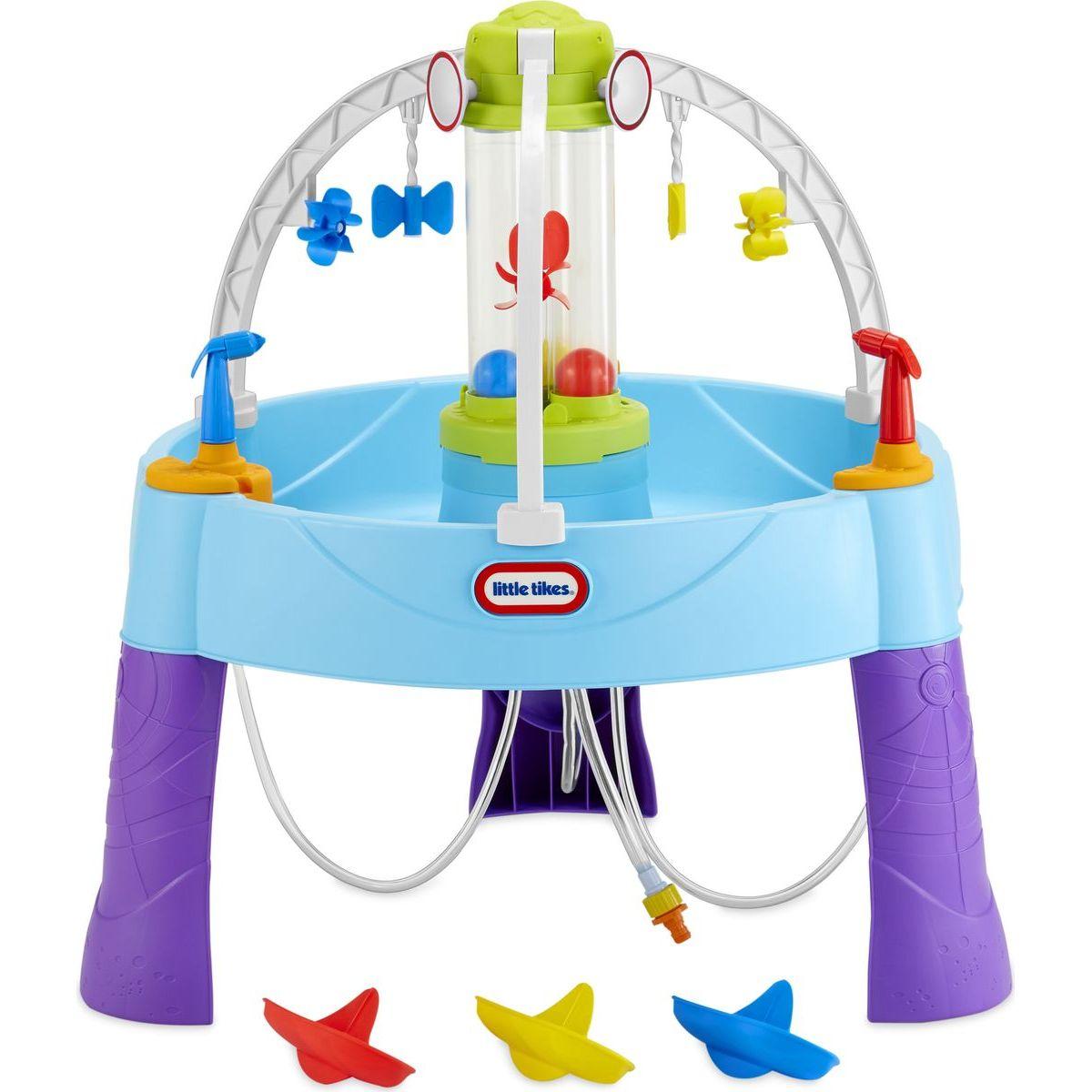Little Tikes Zábavný Vodní stůl s lodičkami