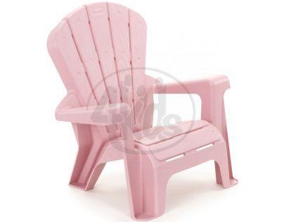 Little Tikes Zahraní židlička růžová