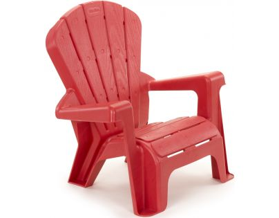 Little Tikes Zahraní židlička červená