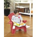 Little Tikes Zahraní židlička červená 2