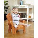 Little Tikes Zahraní židlička oranžová 3