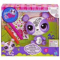 Littlest Pet Shop Dekorativní zvířátko - Panda 2