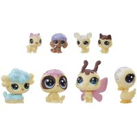 Littlest Pet Shop Frosting Frenzy 8 ks zvířátek E1059