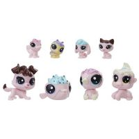 Littlest Pet Shop Frosting Frenzy 8 ks zvířátek E1063