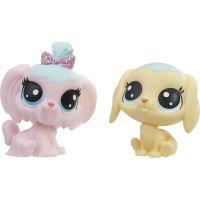 Littlest Pet Shop Frosting Frenzy dvě zvířátka E1072