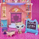 Littlest Pet Shop Hrací set se 2 zvířátky Sweet School Day 5