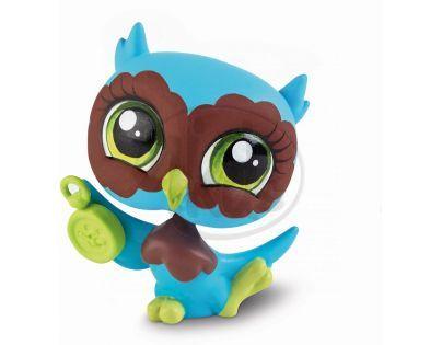 Littlest Pet Shop jednotlivá zvířátka - Feathers Underwood