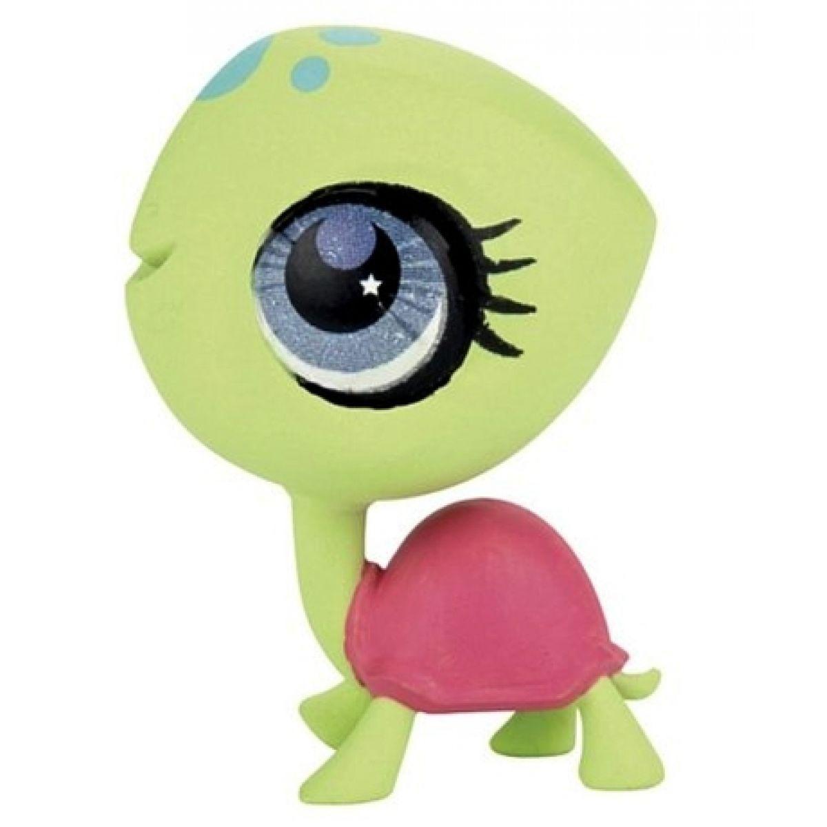 Littlest Pet Shop Jednotlivá zvířátka B - 2749 Želvička