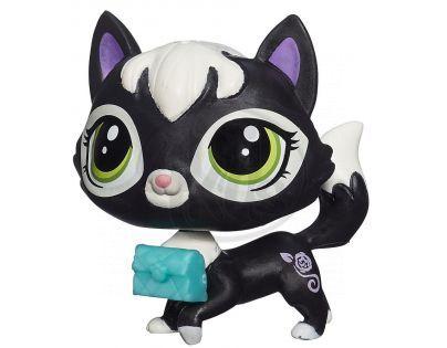 Littlest Pet Shop jednotlivá zvířátka B A8229 - Countess Cattery