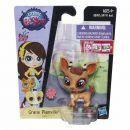 Littlest Pet Shop jednotlivá zvířátka B A8229 - Gracie Plainville 2