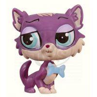 Littlest Pet Shop jednotlivá zvířátka B A8229 - Smugs Patton