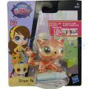 Littlest Pet Shop jednotlivá zvířátka B A8229 - Stripes Reddy 2