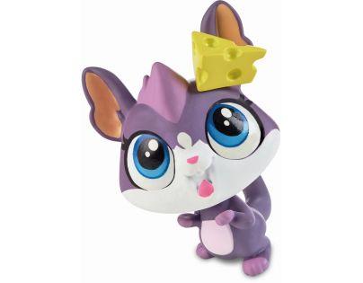 Littlest Pet Shop jednotlivá zvířátka - Bree Nibbleson