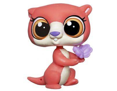 Littlest Pet Shop jednotlivá zvířátka - Owen Otterson