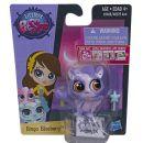 Littlest Pet Shop jednotlivá zvířátka B A8229 - Bingo Blueberg 2