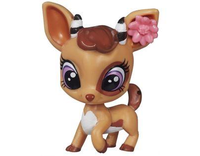 Littlest Pet Shop jednotlivá zvířátka B A8229 - Gracie Plainville