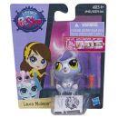 Littlest Pet Shop jednotlivá zvířátka B A8229 - Laura Moleson 2
