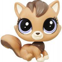 Littlest Pet Shop jednotlivá zvířátka B A8229 Sweetly Ganache