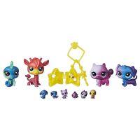 Littlest Pet Shop Kosmická zvířátka 11 ks