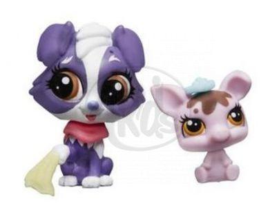 Littlest Pet Shop Maminka s miminkem - A9392 Kólie a selátko