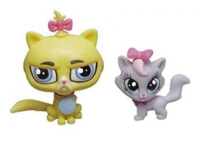Littlest Pet Shop Maminka s miminkem - A9394 Kočka a koťátko