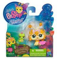 Littlest Pet Shop Okouzlující víly Hasbro - 2608 Pampeliška 2609 červík 2