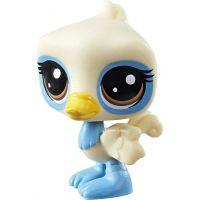 Littlest Pet Shop Samostatné zvířátko Azure Ostrich